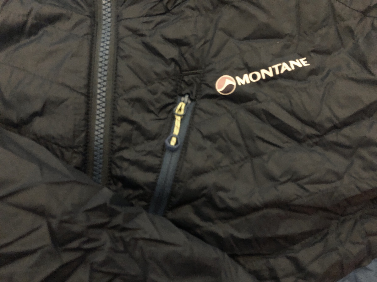 Montane Prism Jacket and Ultraboyruns