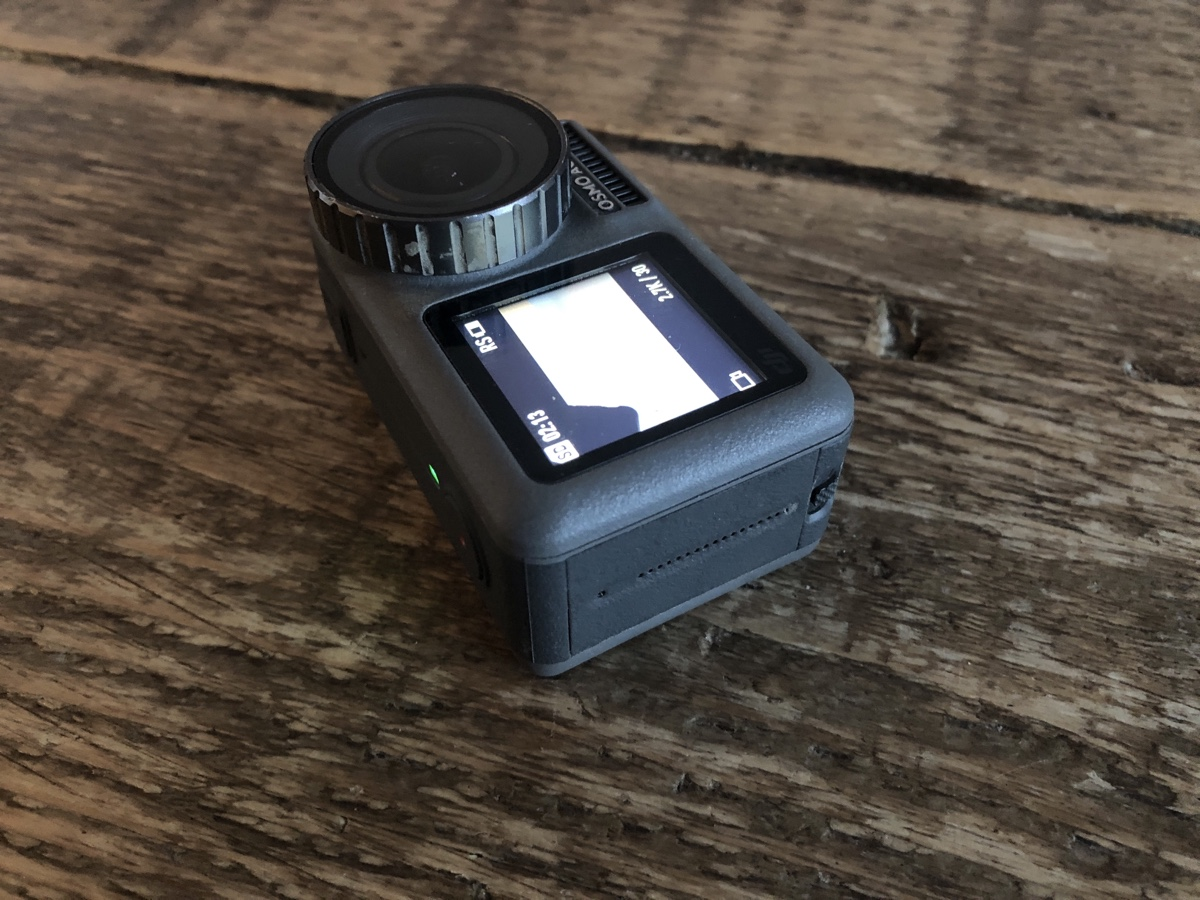 DJI Osmo Action Camera product review from a runners perspective