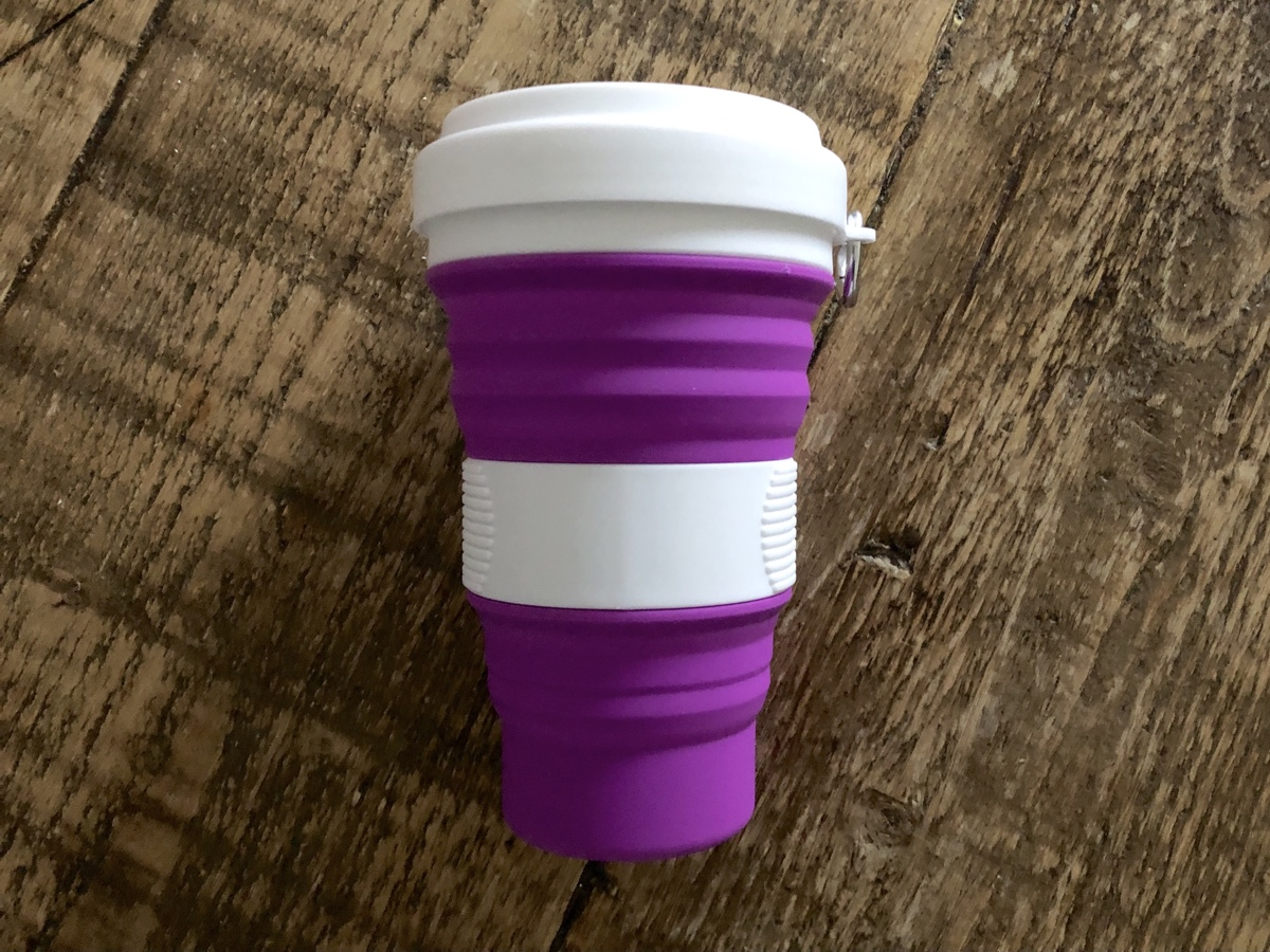 Harrier Run - Collapsible Hot Cup
