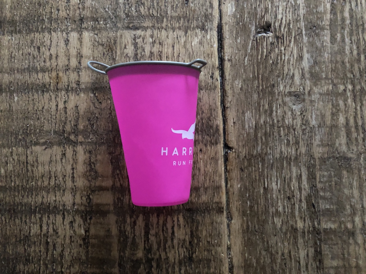 Harrier Run - collapsible cup