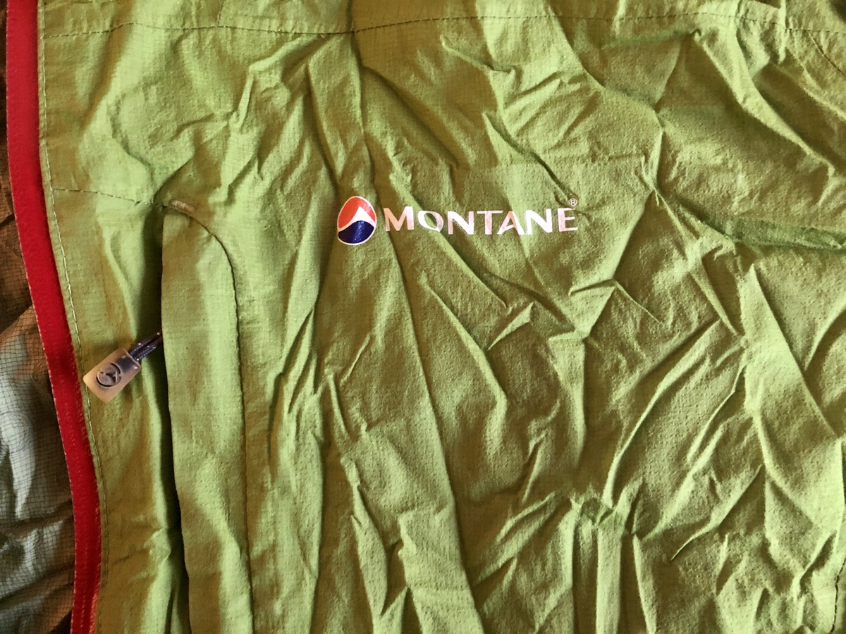 Montane Minimus Running Waterproof Jacket